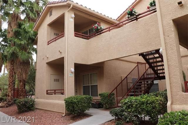 520 Arrowhead Trail #924, Henderson, NV 89015 (MLS #2304326) :: Custom Fit Real Estate Group
