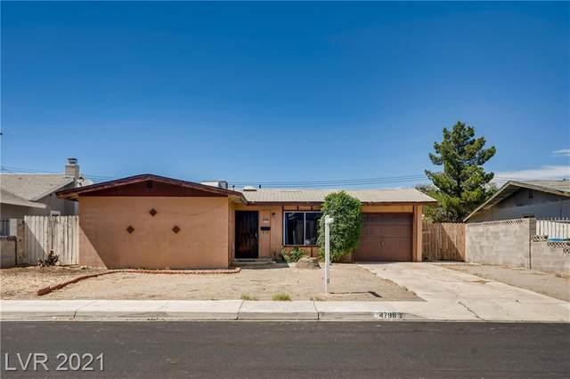 4798 Marnell Drive, Las Vegas, NV 89121 (MLS #2304328) :: Jeffrey Sabel