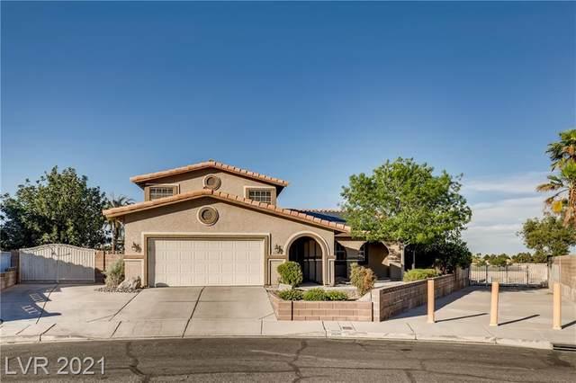 3816 White Plains Drive, Las Vegas, NV 89129 (MLS #2304339) :: Hebert Group | Realty One Group