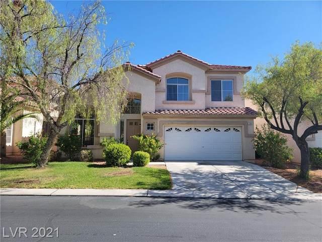 284 Sea Rim Avenue N/A, Las Vegas, NV 89148 (MLS #2304343) :: Jeffrey Sabel