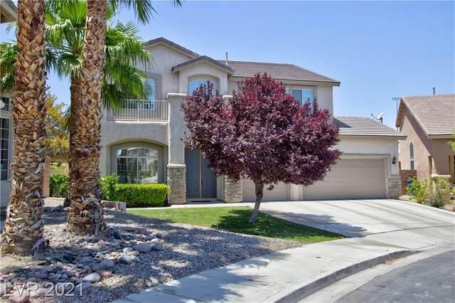2759 Sunlight Creek Street, Henderson, NV 89052 (MLS #2304349) :: Jeffrey Sabel