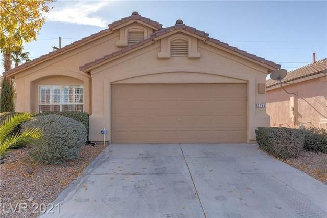 2165 Hidden Ranch Terrace, Henderson, NV 89052 (MLS #2304361) :: Jeffrey Sabel