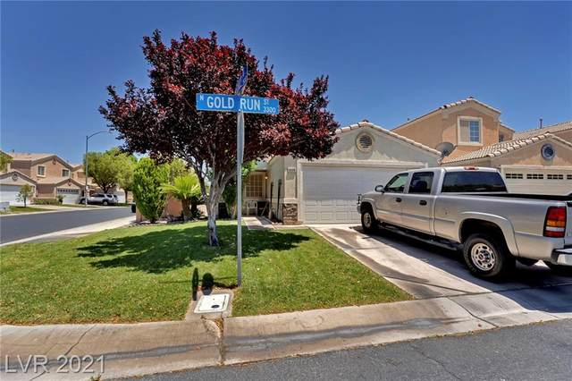 3328 Gold Run Street, North Las Vegas, NV 89032 (MLS #2304366) :: Jack Greenberg Group