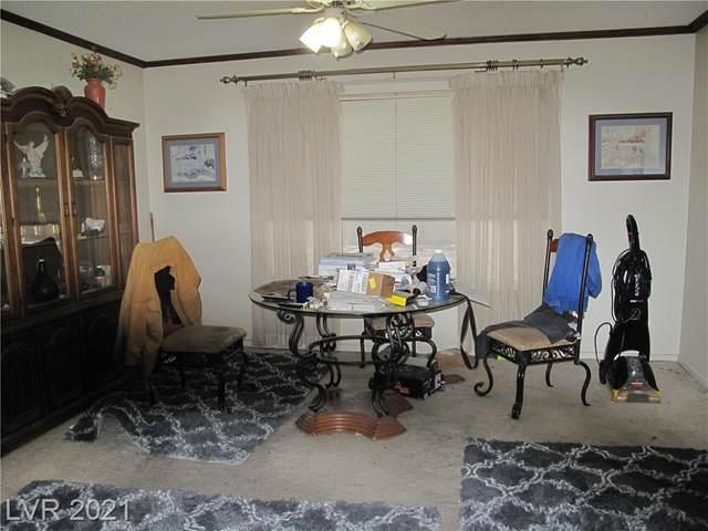 4489 Wilder Place, Las Vegas, NV 89121 (MLS #2304369) :: Jeffrey Sabel