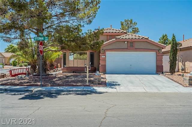 891 Offerman Avenue, Las Vegas, NV 89123 (MLS #2304375) :: Lindstrom Radcliffe Group