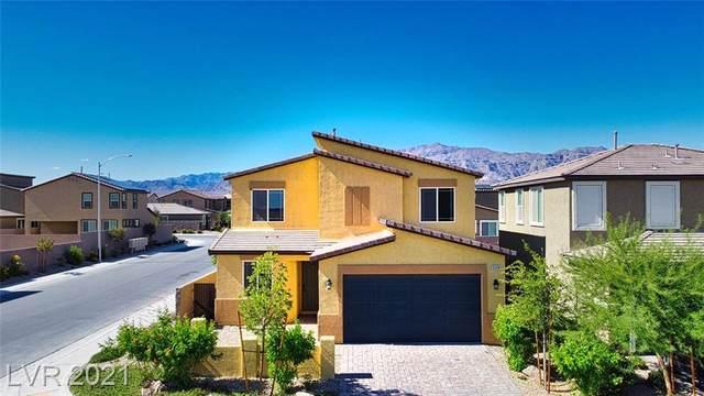 4348 Stardusk Falls Avenue, North Las Vegas, NV 89084 (MLS #2304392) :: Jack Greenberg Group