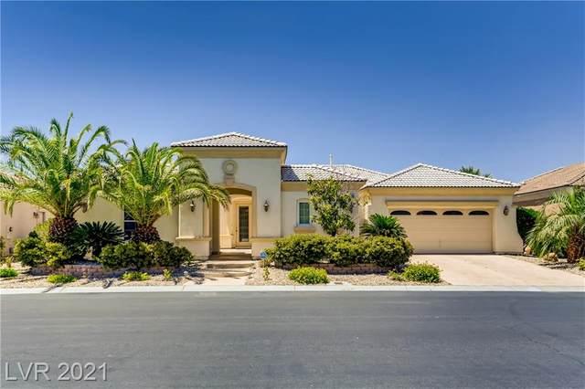 10306 Rio De Thule Lane, Las Vegas, NV 89135 (MLS #2304394) :: Jack Greenberg Group