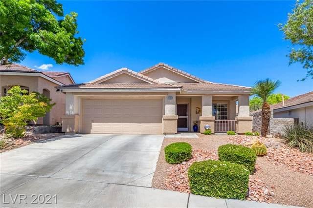 1509 Waterton Drive, Las Vegas, NV 89144 (MLS #2304409) :: Galindo Group Real Estate