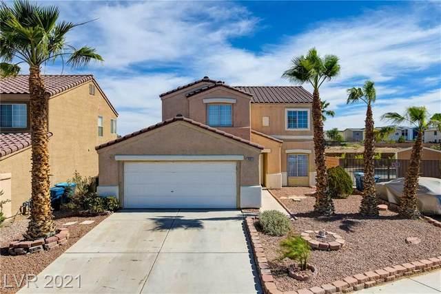 7651 Damascus Avenue, Las Vegas, NV 89113 (MLS #2304417) :: Signature Real Estate Group