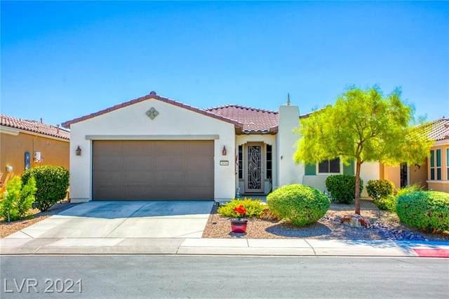 5654 Sagamore Canyon Street, North Las Vegas, NV 89081 (MLS #2304424) :: The Shear Team