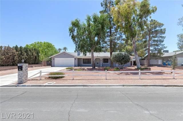 5109 W Gilmore Avenue, Las Vegas, NV 89130 (MLS #2304430) :: Jeffrey Sabel