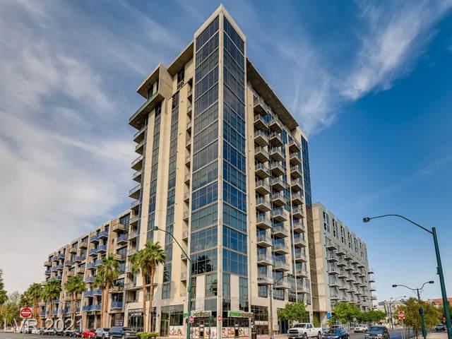353 E Bonneville Avenue #315, Las Vegas, NV 89101 (MLS #2304436) :: Vestuto Realty Group