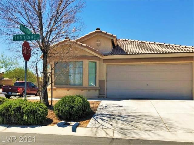 9579 Bandera Creek Avenue, Las Vegas, NV 89148 (MLS #2304457) :: Lindstrom Radcliffe Group