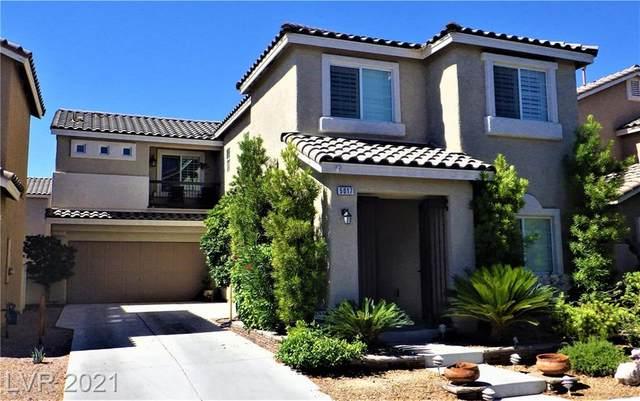 5017 Lower Falls Court, Las Vegas, NV 89141 (MLS #2304466) :: Jeffrey Sabel