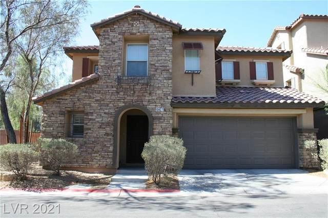 10427 Wildflower Gully Street, Las Vegas, NV 89178 (MLS #2304470) :: Jeffrey Sabel