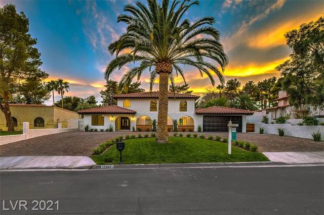 2403 Viewpoint Drive, Henderson, NV 89014 (MLS #2304471) :: Lindstrom Radcliffe Group