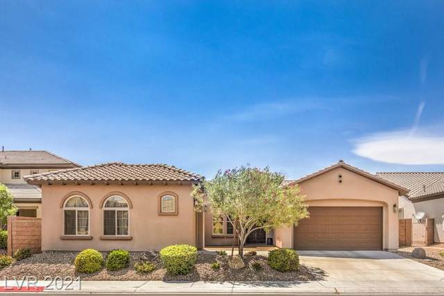 7433 Eggshell Drive, North Las Vegas, NV 89084 (MLS #2304477) :: Signature Real Estate Group