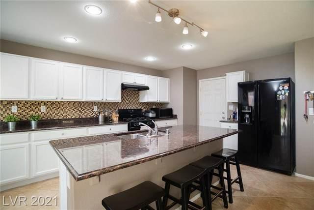 5641 Tingley Avenue, Las Vegas, NV 89141 (MLS #2304482) :: Jeffrey Sabel