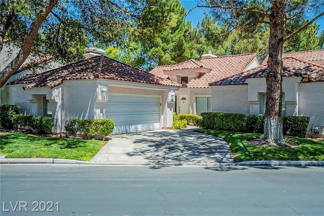 6944 Emerald Springs Lane, Las Vegas, NV 89113 (MLS #2304483) :: Lindstrom Radcliffe Group