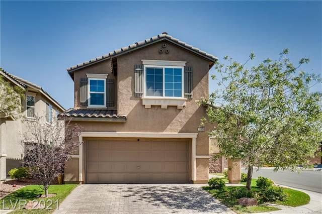 10806 Hunters Green Avenue, Las Vegas, NV 89166 (MLS #2304489) :: Galindo Group Real Estate