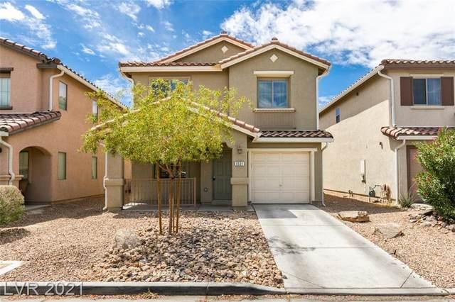 6531 Chettle House Lane, Las Vegas, NV 89122 (MLS #2304492) :: Jeffrey Sabel