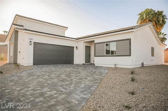 4240 El Campana Way, Las Vegas, NV 89121 (MLS #2304515) :: Hebert Group | Realty One Group