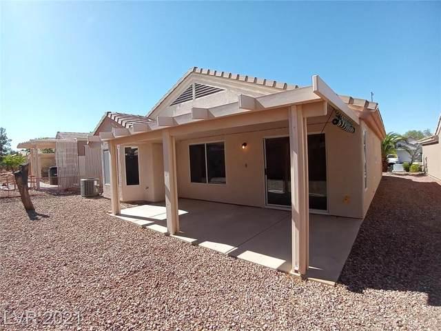 2177 Chapman Ranch Drive, Henderson, NV 89012 (MLS #2304518) :: Jeffrey Sabel