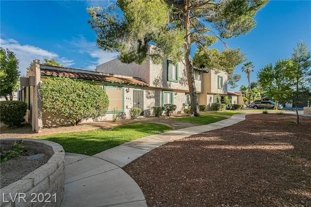 443 Las Casitas Way, Las Vegas, NV 89121 (MLS #2304528) :: DT Real Estate