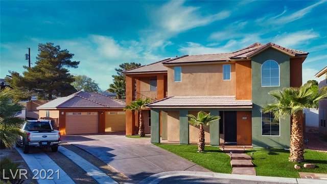 3943 Mojado Court, Las Vegas, NV 89121 (MLS #2304534) :: ERA Brokers Consolidated / Sherman Group