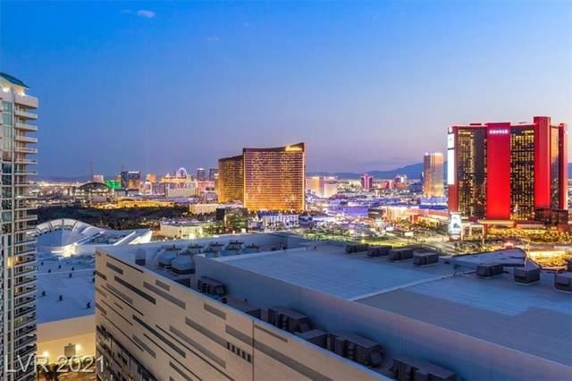 2747 Paradise Road #3101, Las Vegas, NV 89109 (MLS #2304538) :: Custom Fit Real Estate Group