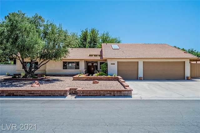 7440 Skylight Lane, Las Vegas, NV 89123 (MLS #2304544) :: Signature Real Estate Group