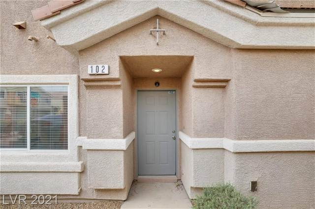 6414 Za Zu Pitts Avenue #102, Las Vegas, NV 89122 (MLS #2304551) :: Hebert Group | Realty One Group