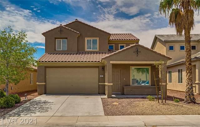 2917 Dowitcher Avenue, North Las Vegas, NV 89084 (MLS #2304552) :: The Shear Team