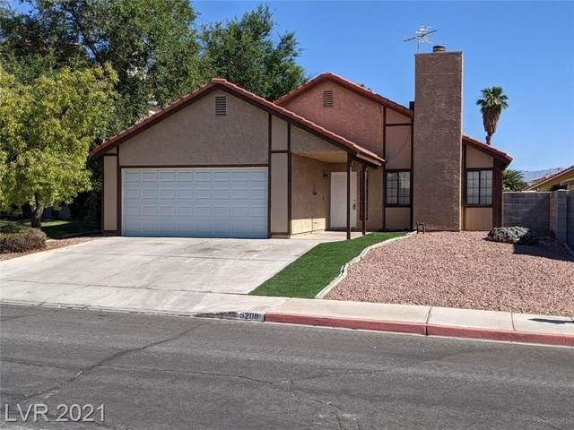 5208 Alpine Place, Las Vegas, NV 89107 (MLS #2304553) :: Jeffrey Sabel