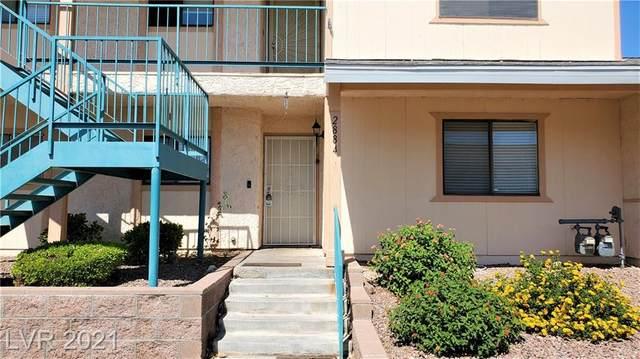 2884 Bluebonnet Drive #00, Henderson, NV 89074 (MLS #2304568) :: Signature Real Estate Group