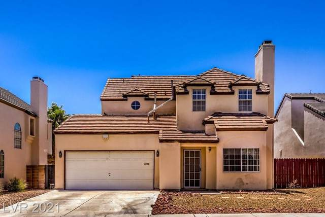 7225 Richmond Heights Drive, Las Vegas, NV 89128 (MLS #2304572) :: Lindstrom Radcliffe Group