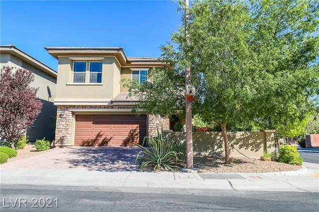 10681 Agate Knoll Lane, Las Vegas, NV 89135 (MLS #2304574) :: Jeffrey Sabel