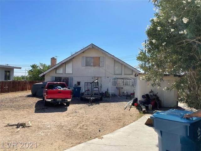348 N 16th Street, Las Vegas, NV 89101 (MLS #2304577) :: Jack Greenberg Group