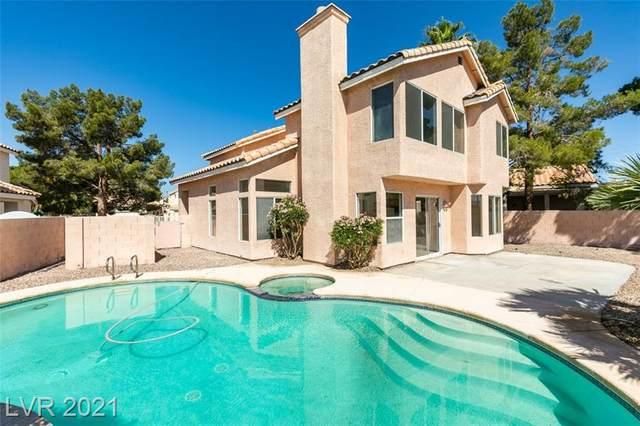 124 Countrywood Circle, Las Vegas, NV 89107 (MLS #2304589) :: Hebert Group | Realty One Group