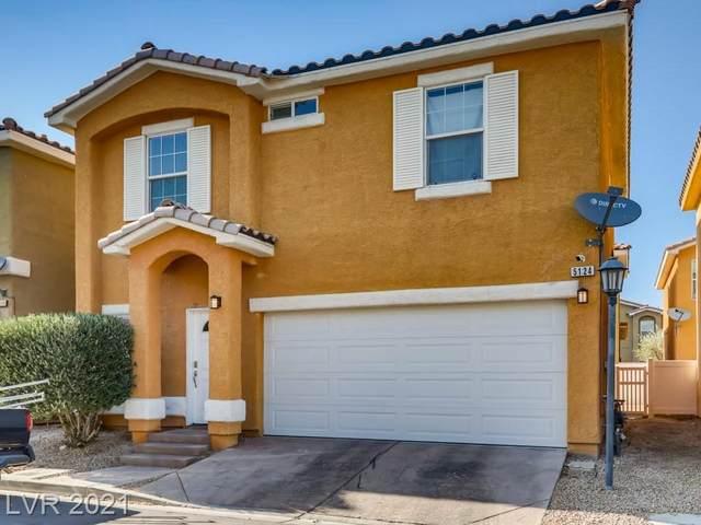 5124 Bellaria Place, Las Vegas, NV 89156 (MLS #2304591) :: Lindstrom Radcliffe Group