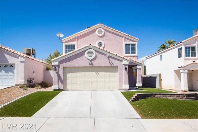 8212 Ogee Drive, Las Vegas, NV 89145 (MLS #2304592) :: Hebert Group | Realty One Group