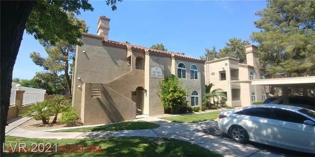 3145 E Flamingo Road #1004, Las Vegas, NV 89121 (MLS #2304593) :: ERA Brokers Consolidated / Sherman Group