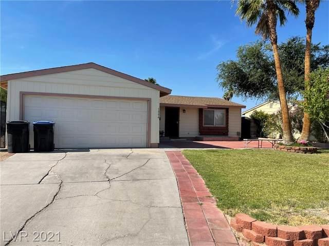 1004 Bull Run Avenue, North Las Vegas, NV 89030 (MLS #2304596) :: Jeffrey Sabel