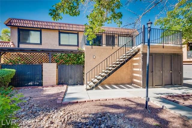 6651 Silverstream Avenue D, Las Vegas, NV 89107 (MLS #2304601) :: DT Real Estate