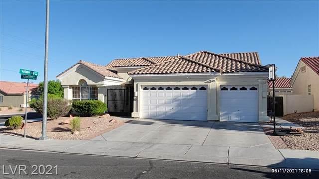 8505 Highland View Avenue, Las Vegas, NV 89145 (MLS #2304602) :: Signature Real Estate Group