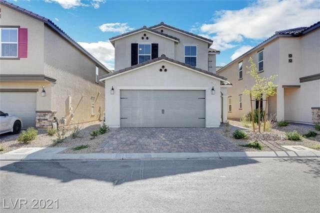 6821 Vacarez Drive, Las Vegas, NV 89149 (MLS #2304603) :: Hebert Group | Realty One Group