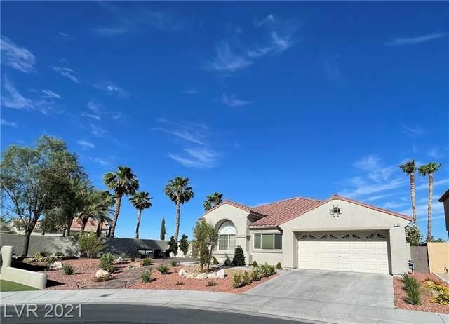 2132 Stone Croft Street, Las Vegas, NV 89134 (MLS #2304608) :: Lindstrom Radcliffe Group