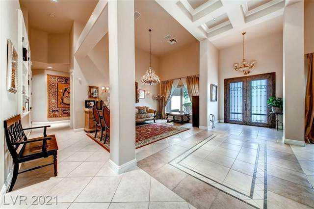 10016 Bow Ridge Court, Las Vegas, NV 89145 (MLS #2304609) :: Hebert Group | Realty One Group