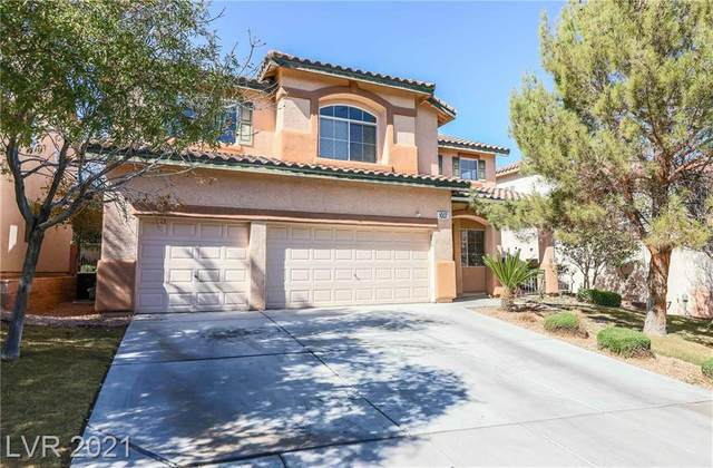 1007 Paradise View Street, Henderson, NV 89052 (MLS #2304610) :: Lindstrom Radcliffe Group