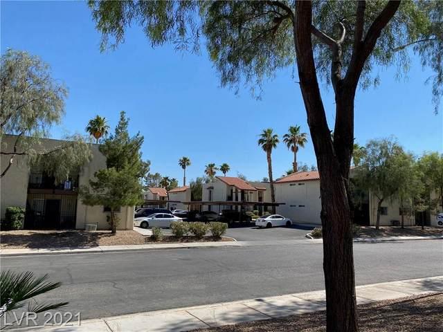 4520 Sparky Drive A, Las Vegas, NV 89102 (MLS #2304611) :: Vestuto Realty Group